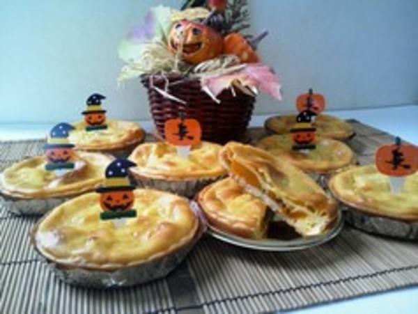 かぼちゃ入りのフランのサムネイル